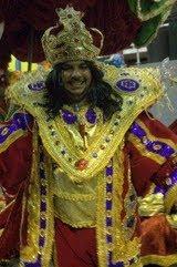 Rei Riva, na passarela de 2010