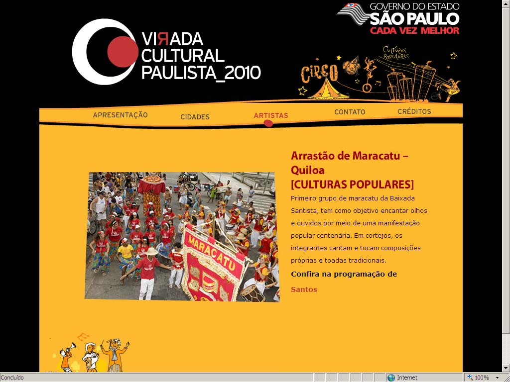 Site virada copy