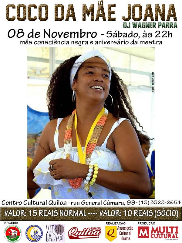 festa no Quiloa